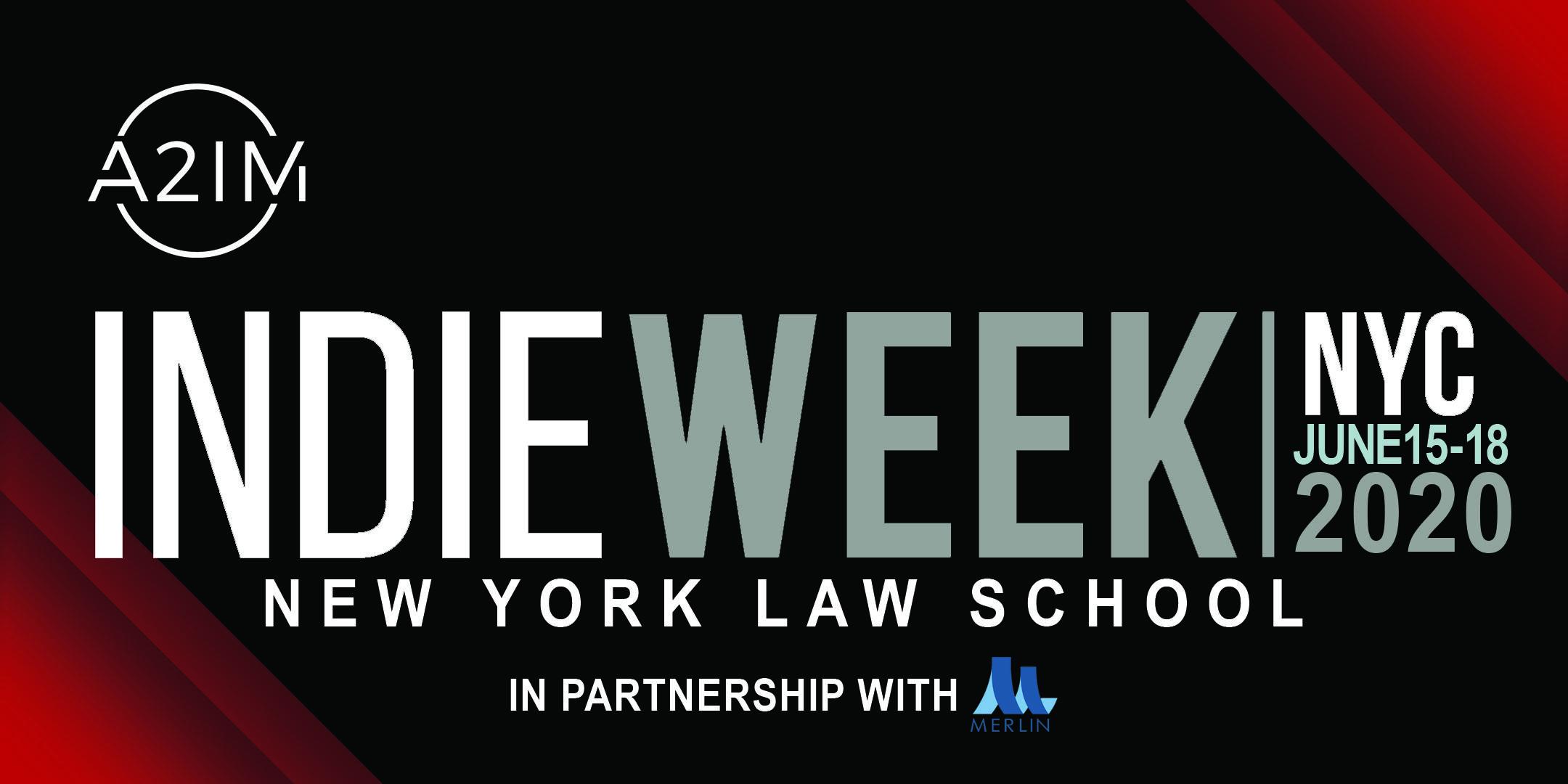 2020 A2IM Indie Week