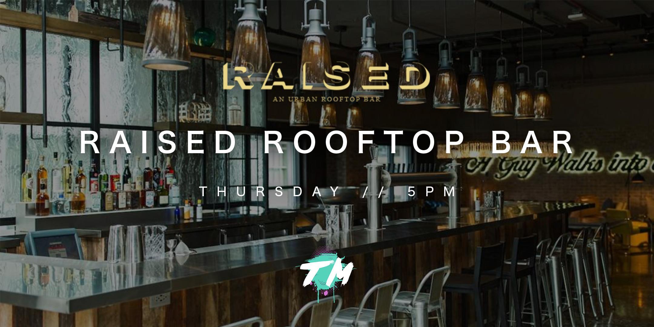 Live Music Raised An Urban Rooftop Bar 6 Mar 2020