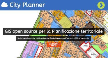 Workshop - GIS Opensource per la pianificazione...