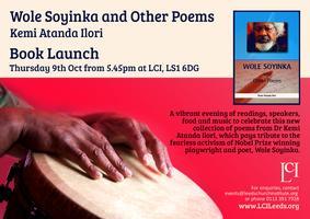 Kemi Atanda Ilori Book Launch - Wole Soyinka and Other...