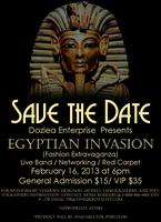 Egyptian Invasion
