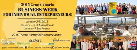 2015 Gran Canaria Business Week
