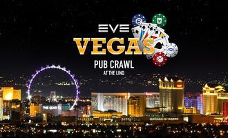 EVE Vegas Pub Crawl 2014