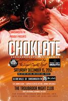 Choklate performs in Columbus Ohio at Troubadour Club