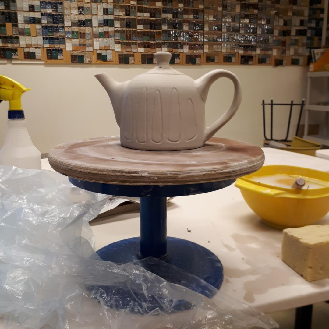 Pottery: Level 2 - Tea Sets and More!