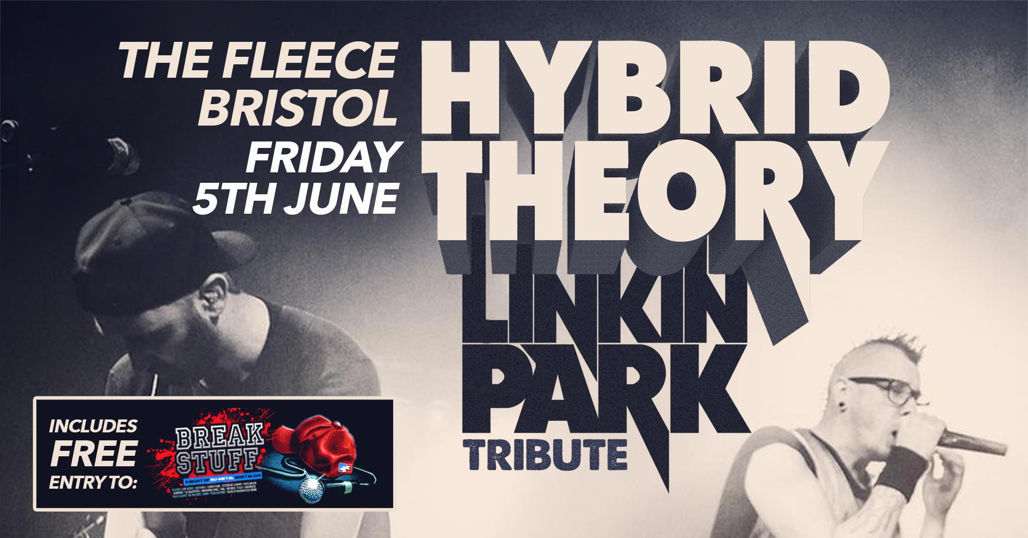 Hybrid Theory - The UK's No.1 Linkin Park Tribute Band