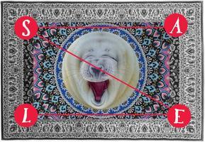 Oreet Ashery: 21st Century Carpet Sale
