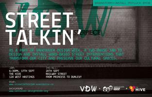 Street Talkin' Jam