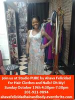 Hair Clothes Nails! Oh My! Classic Consultation Event