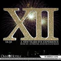 XII A NEW YEARS EVE CELEBRATION