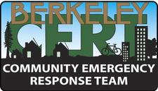 Berkeley Fire Department, Office of Emergency Services logo