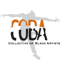 COBA Collective Of Black Artists logo
