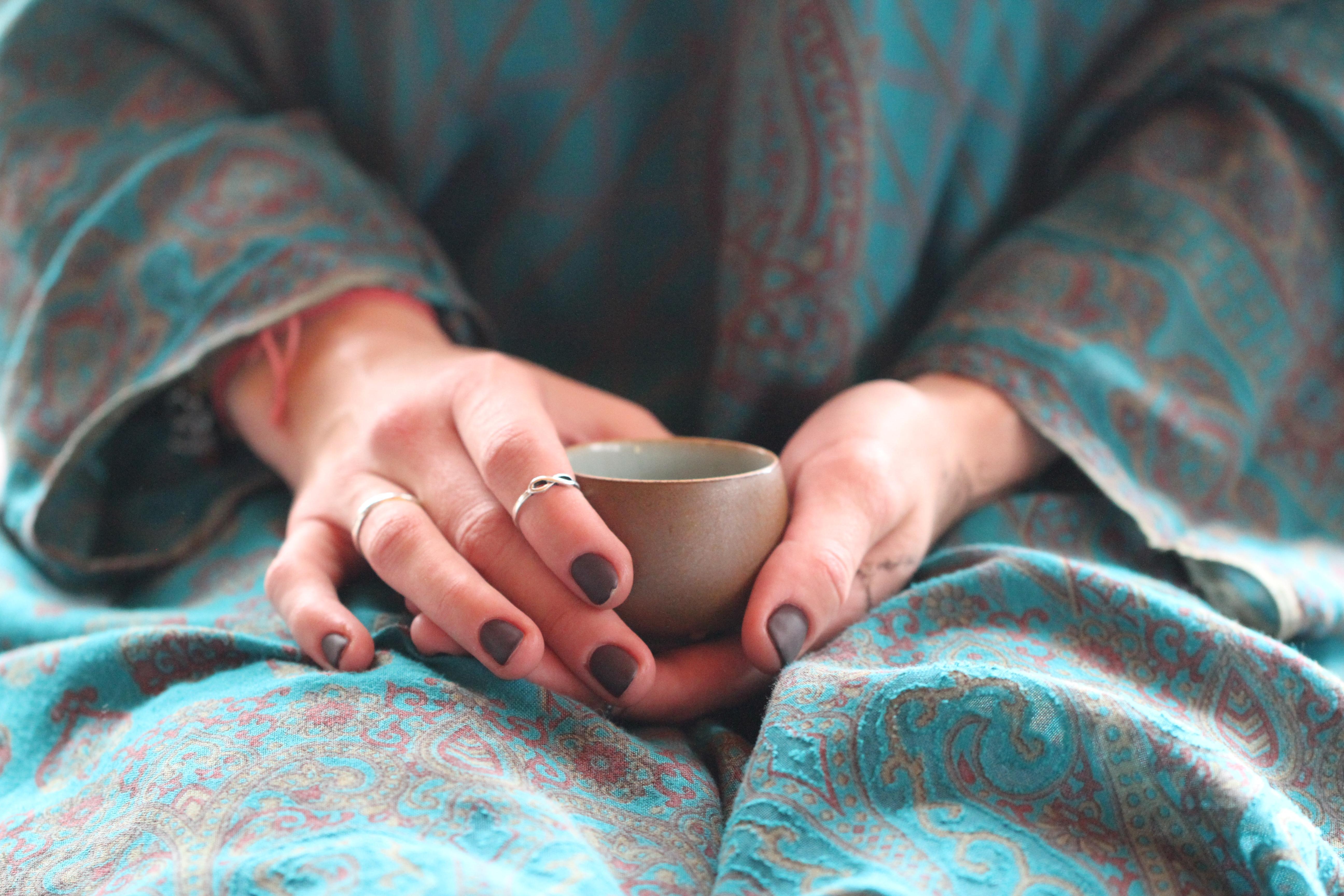 November Silent Tea + Meditation