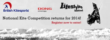 Dong Energy's Kitesurf Freestyle & Twintip Nationals,...