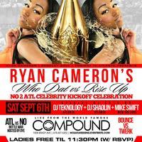 Ryan Cameron's #RiseUp vs #WhoDat Celebrity Kickoff...