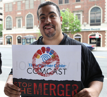 Philly VS. Comcast: Rally, Speak Out, & Save the...
