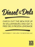 Dels Frozen Lemonade At 101 Diesel