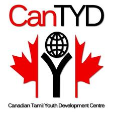 Canadian Tamil Youth Development Centre (CanTYD) logo