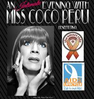 An Intimate Evening with Miss Coco Peru in Long Beach...