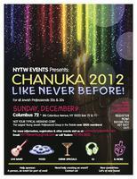 Chanukah 2012