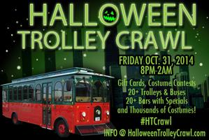 Tix @ HalloweenTrolleyCHI.com for 2015! - Halloween...
