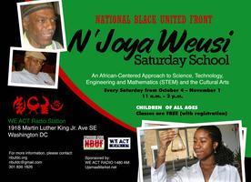 N'Joya Weusi Saturday School