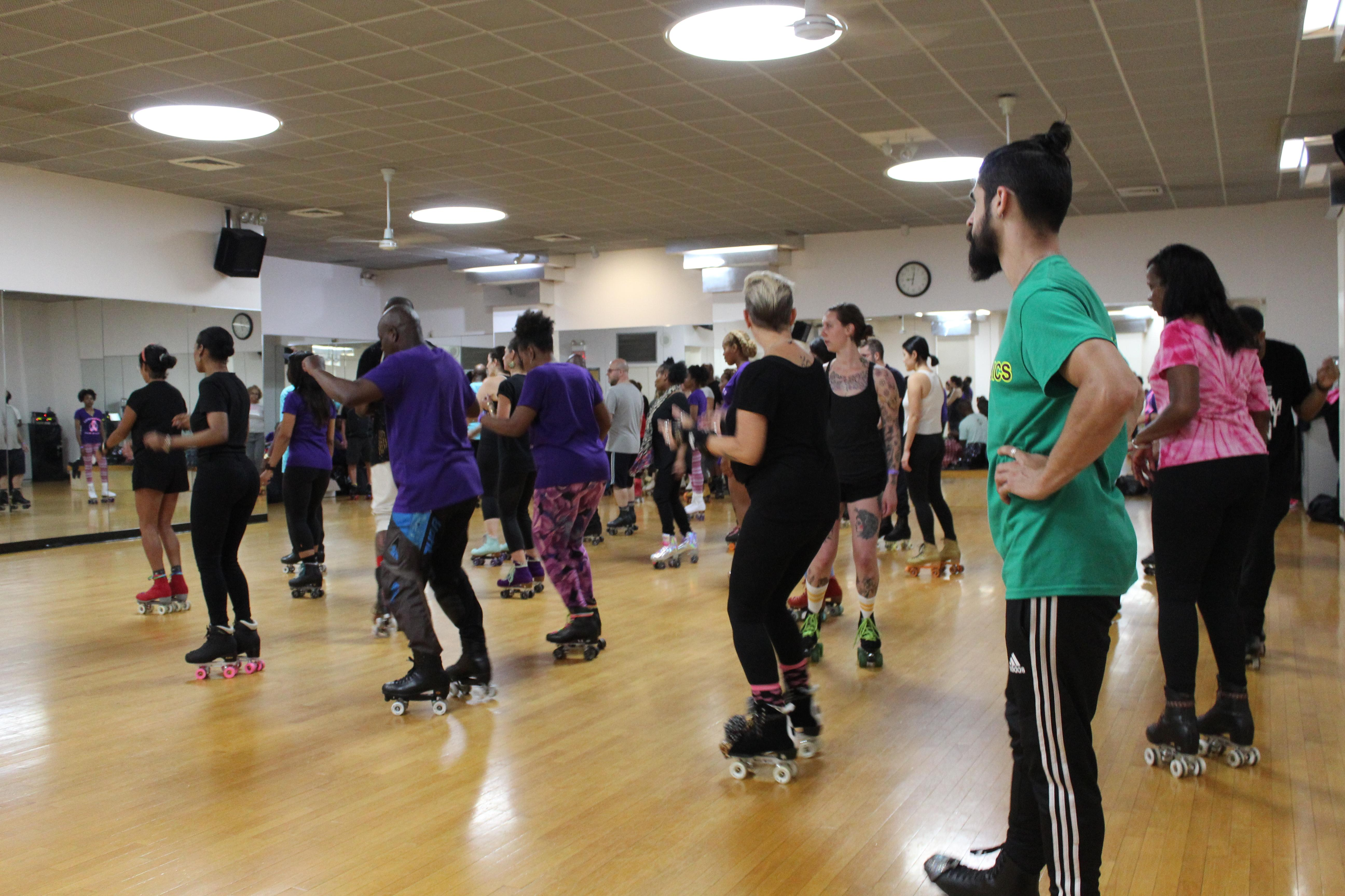Saturday SKATEROBICS (Skills class) Learn How to Become a Masterful Skater