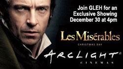 GLEH ArcLight Experience - Les Misérables