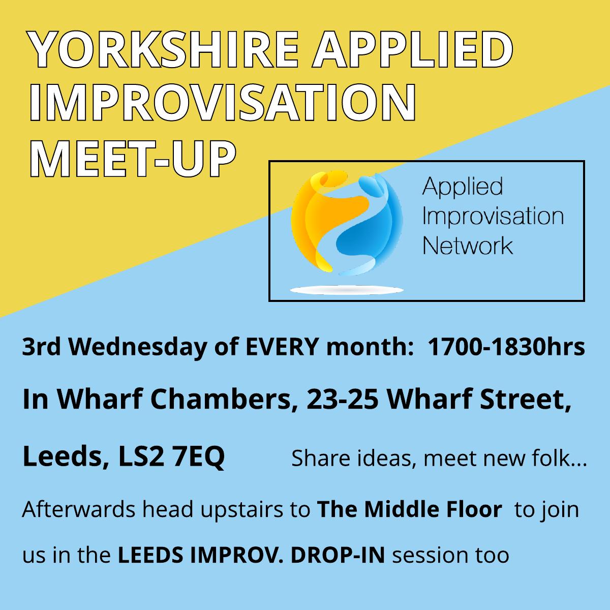 Yorkshire A.I. Meet-up
