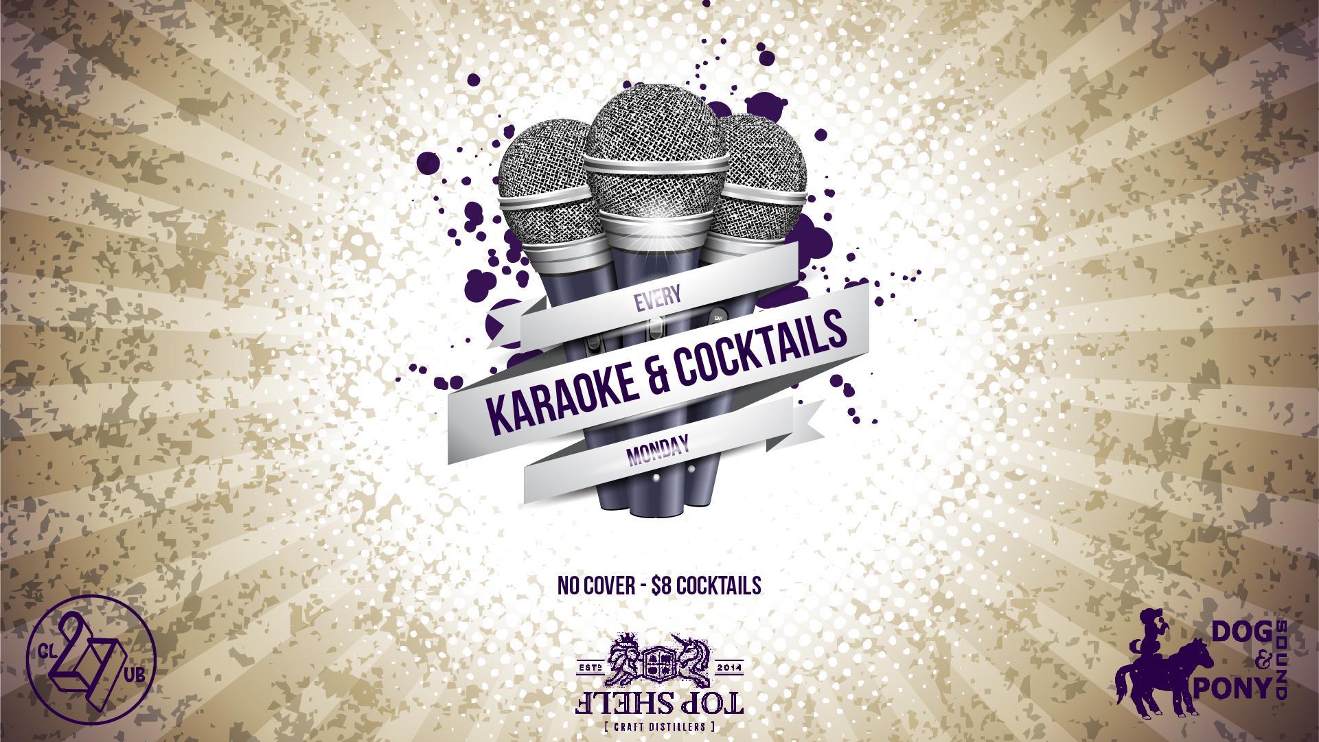 Karaoke & Cocktails