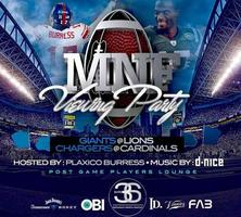 Super Bowl Sunday at Suite 36 - Everyone Free and...