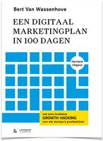 """Boeklancering """"Een Digitaal Marketing Plan in 100..."""
