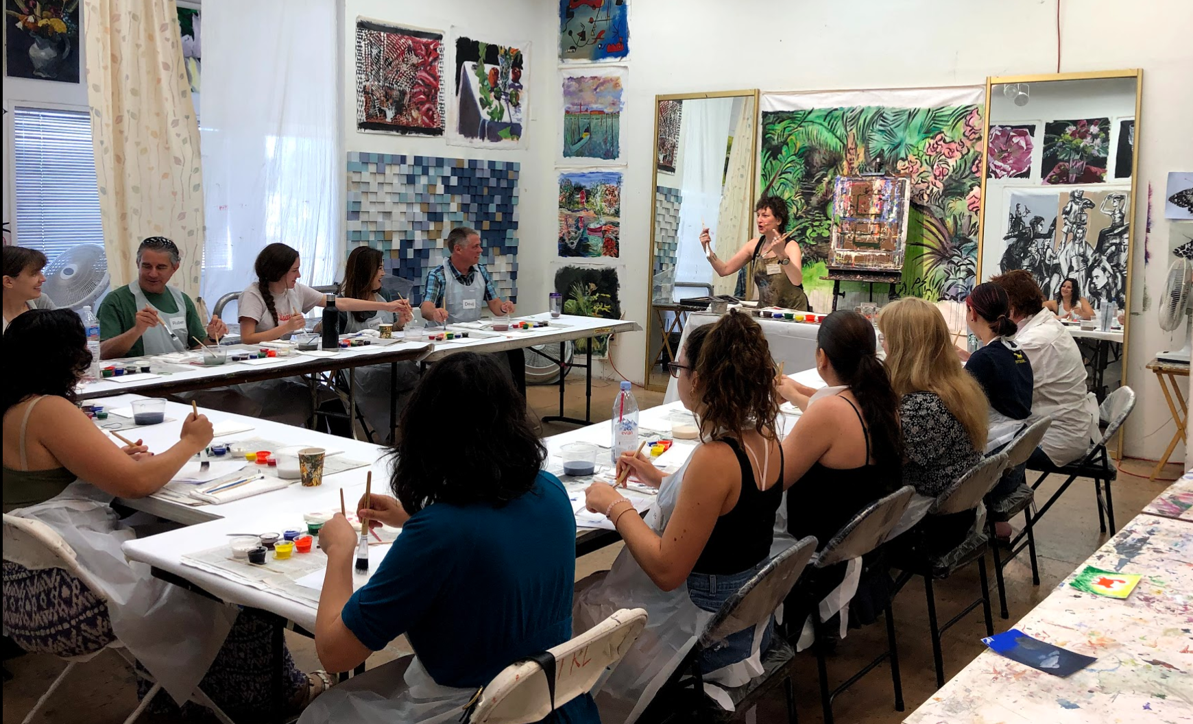 Learn to Paint in One Day Workshop