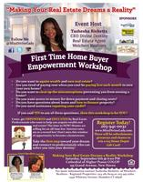 First Time Home Buyer Empowerment Workshop