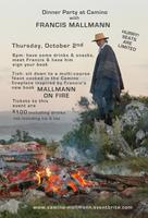 Dinner Party at Camino with Francis Mallmann