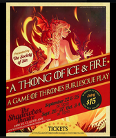 A Thong of Ice & Fire: A Game of Thrones Burlesque...