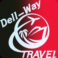 DELL WAY TRAVEL logo