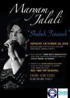 Maryam Jalali Live in Concert