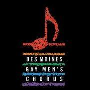 Des Moines Gay Men's Chorus logo