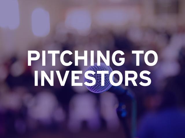 MaRS: Pitching to Investors Workshops - December 5,13 (Dec-2019)