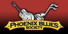 Phoenix Blues Society logo