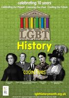 LGBT History Month 2015 - The Launch!