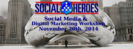 Social Media and Digital Marketing Workshop for...