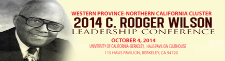 NorCal C. Roger Wilson Leadership Conference