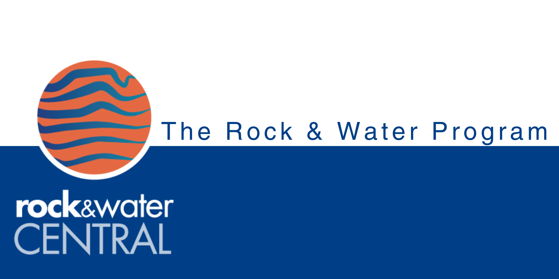 Rock and Water Program | Adelaide | 3 Day Workshop | March 2020