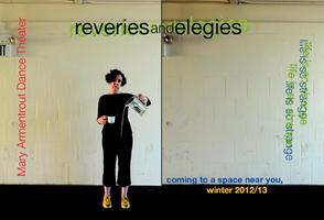 reveries and elegies - at senseofplace LAB : Baker...