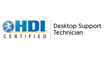 HDI Desktop Support Technician 2 Days Training in San Francisco, CA
