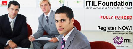 ITIL 2011: Foundation Certification Workshop (29-31...