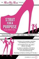 """""""Strut For A Purpose"""" Simply Stiletto Class"""