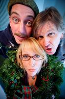 The Uncalled For Trio's 'Brain Freeze' Christmas Tour...
